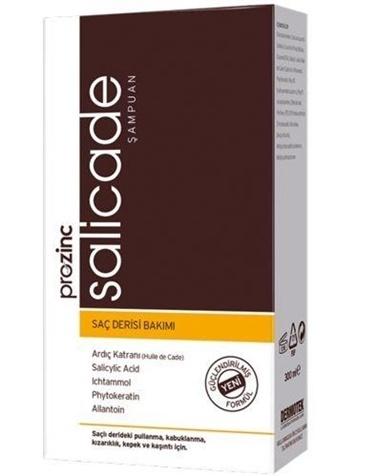 Prozınc PROZINC Salicade Şampuan 300 ml Renksiz